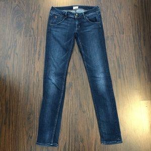 Hudson jeans skinny leg women's size 27